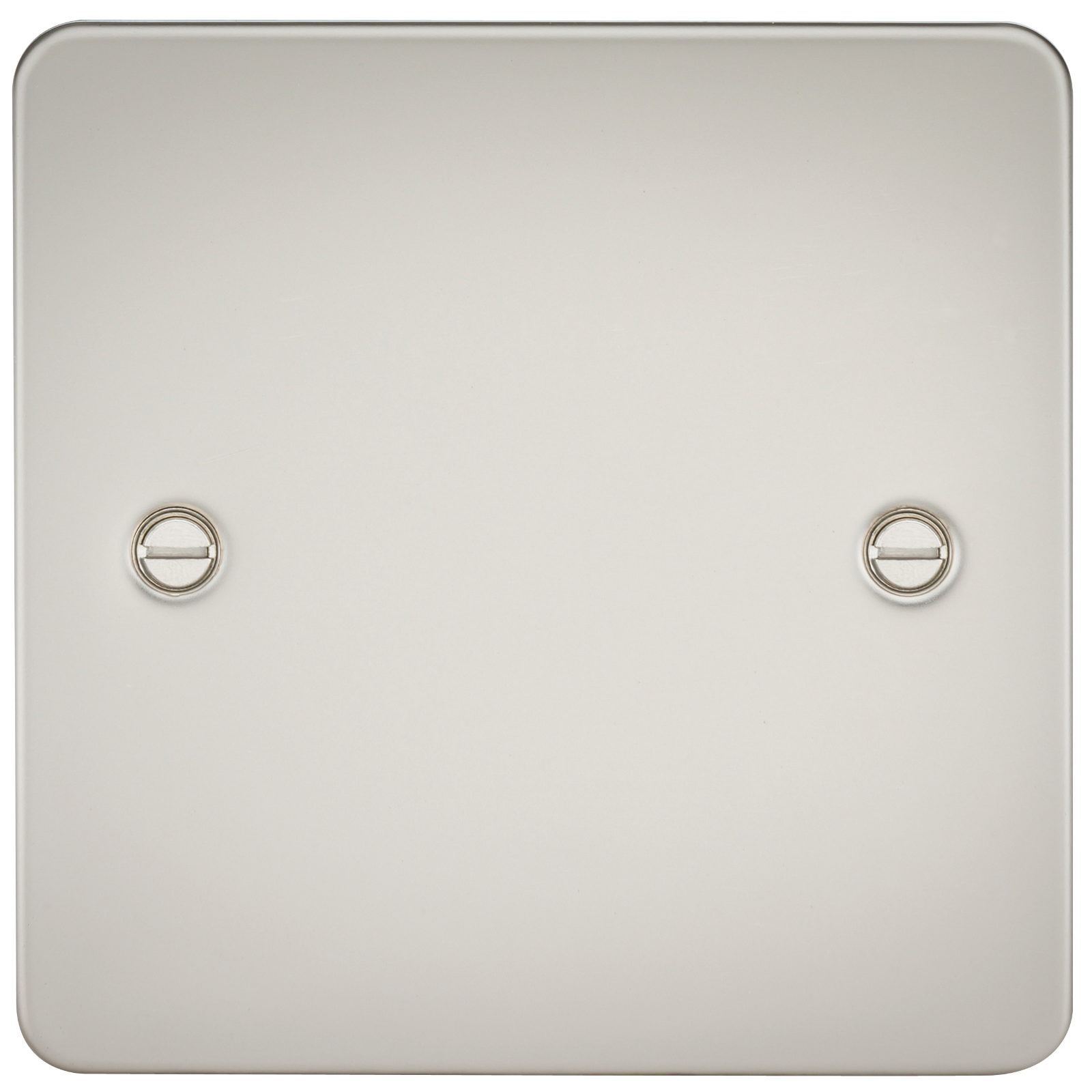 FLAT PLATE 1G BLANKING PLATE - PEARL