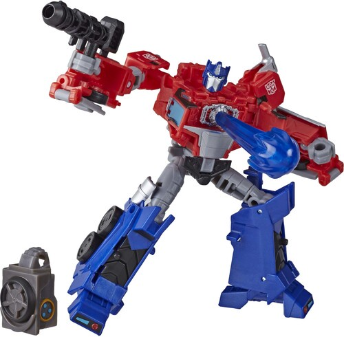 TRANSFORMERS CYBERVERSE ADVENTURES OPTIMUS PRIME
