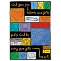 TA 67707 GOD GAVE YOU...POSTER
