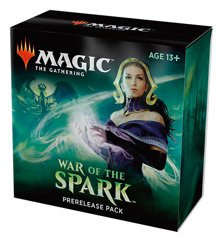 ed0908b2a42a PRE-RELEASE PACK  WAR OF THE SPARK