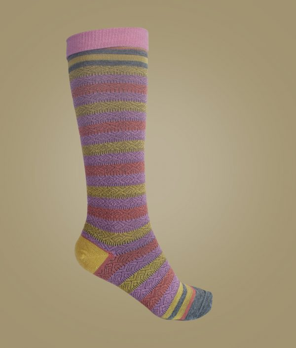CLASSIC GRADED LADIES SOCKS C001