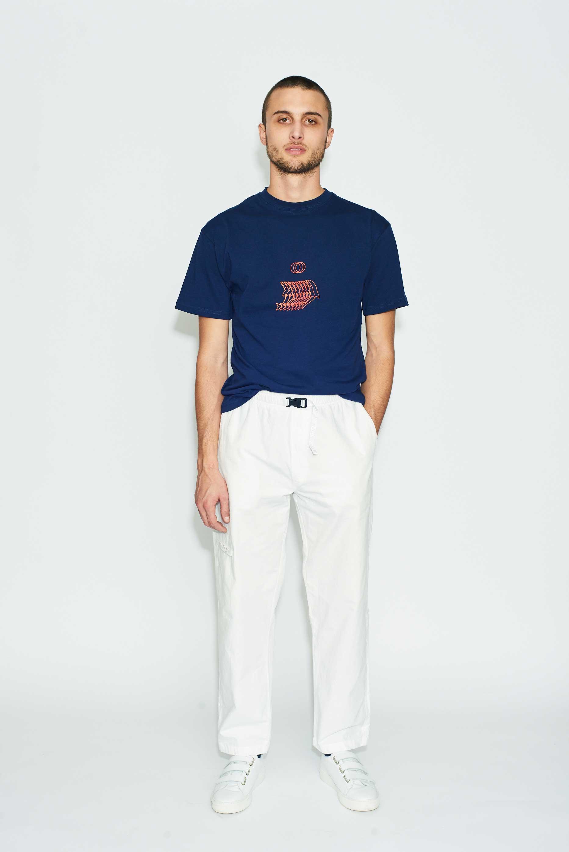 Herotic - Dolphin Pants - White Cream