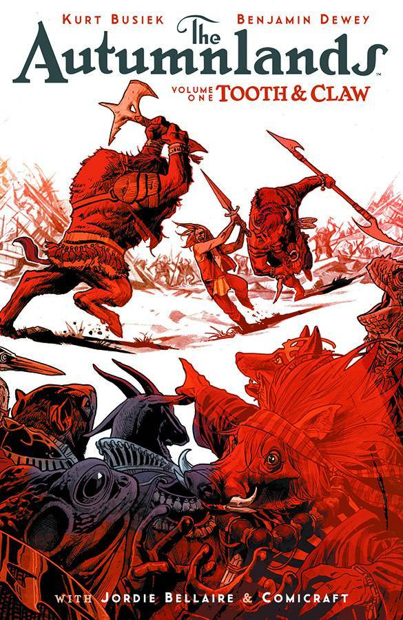 Autumnlands Vol 01 Tooth & Claw