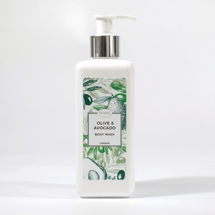 Olive and Avocado Body Wash 300ml
