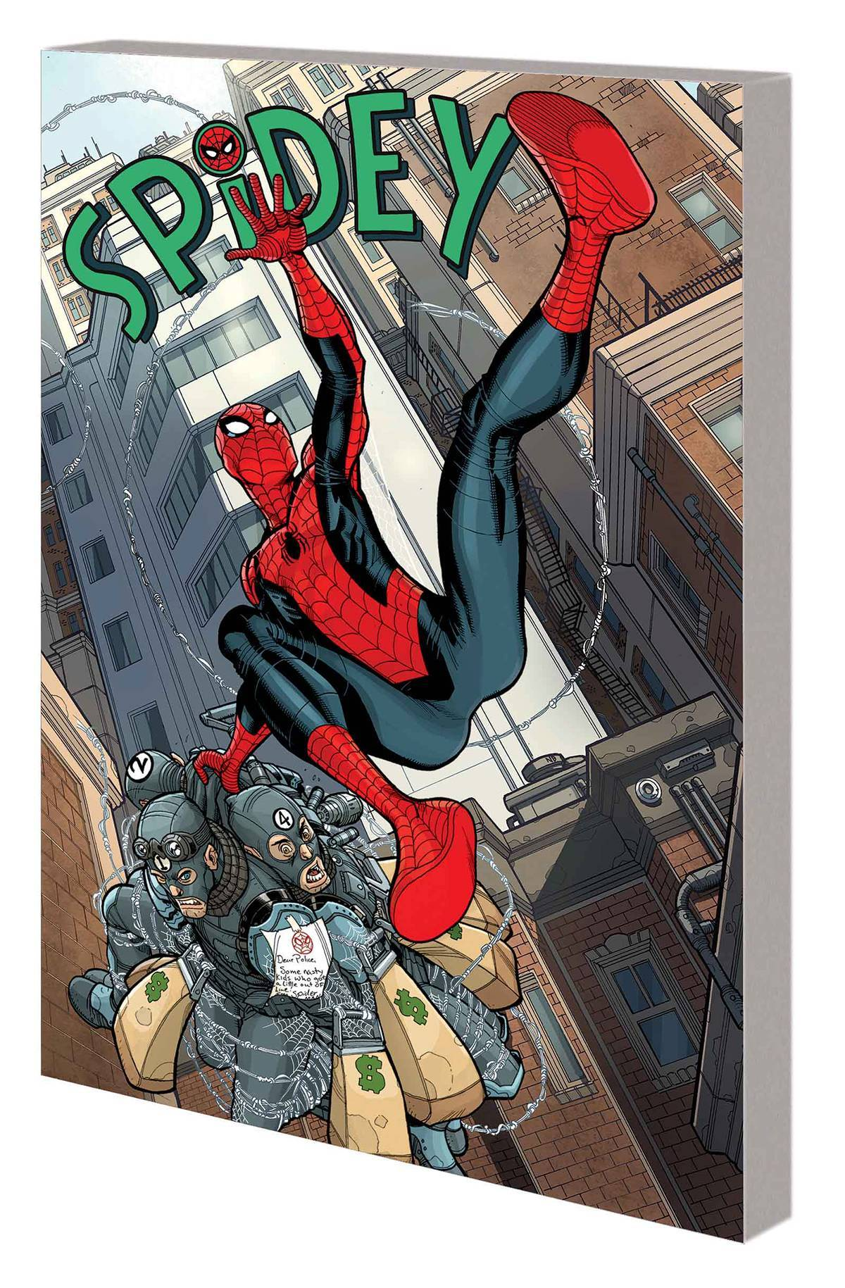 Spidey Allnew Marvel Treasury Edition Vol 01