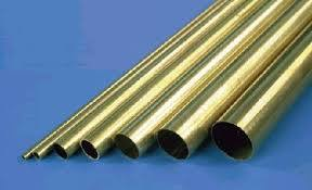KS 8141 Round Brass Tube 9 16 X 014 1429mm