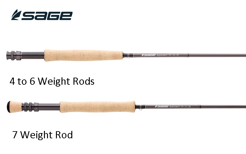 Sage Approach Fly Rod