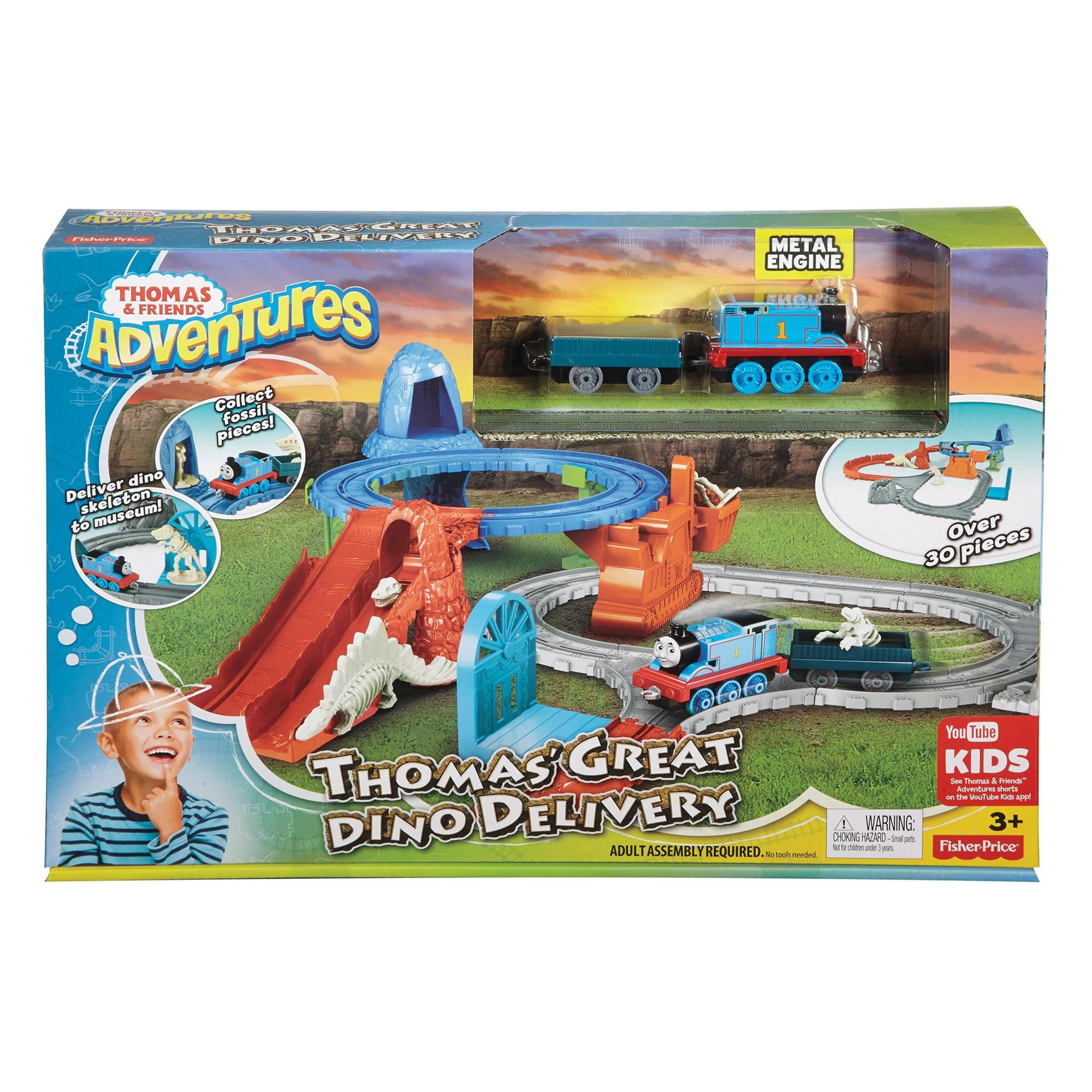 THOMAS & FRIENDS ADVENTURES THOMAS GREAT DINO DELIVERY
