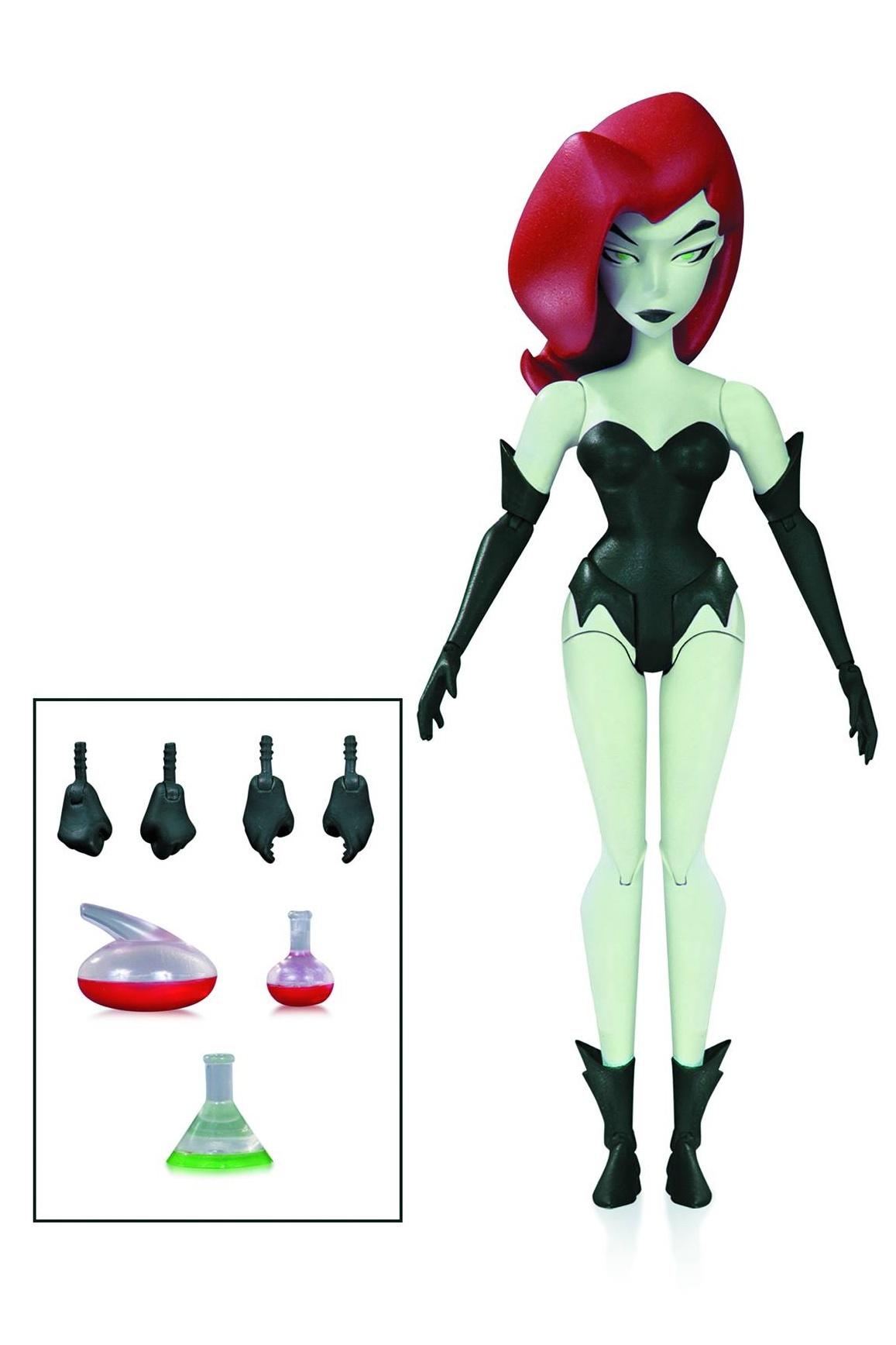 Batman Animated NBA Poison Ivy AF