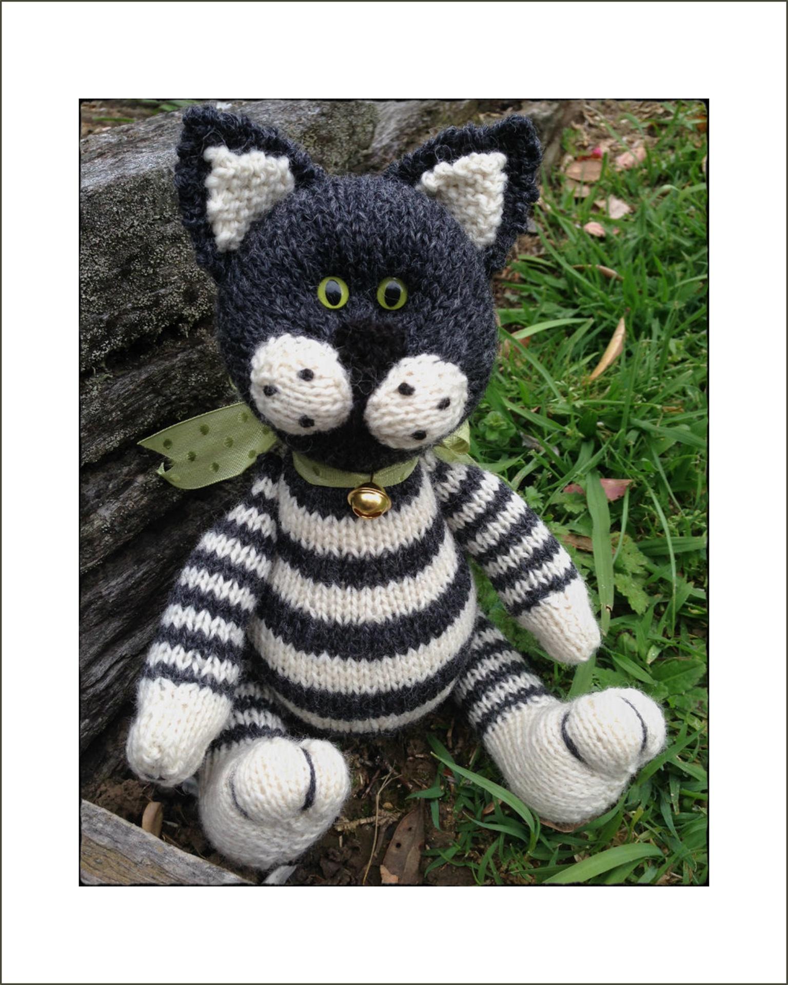 Oreo Cat Pattern - Broomfields & Co