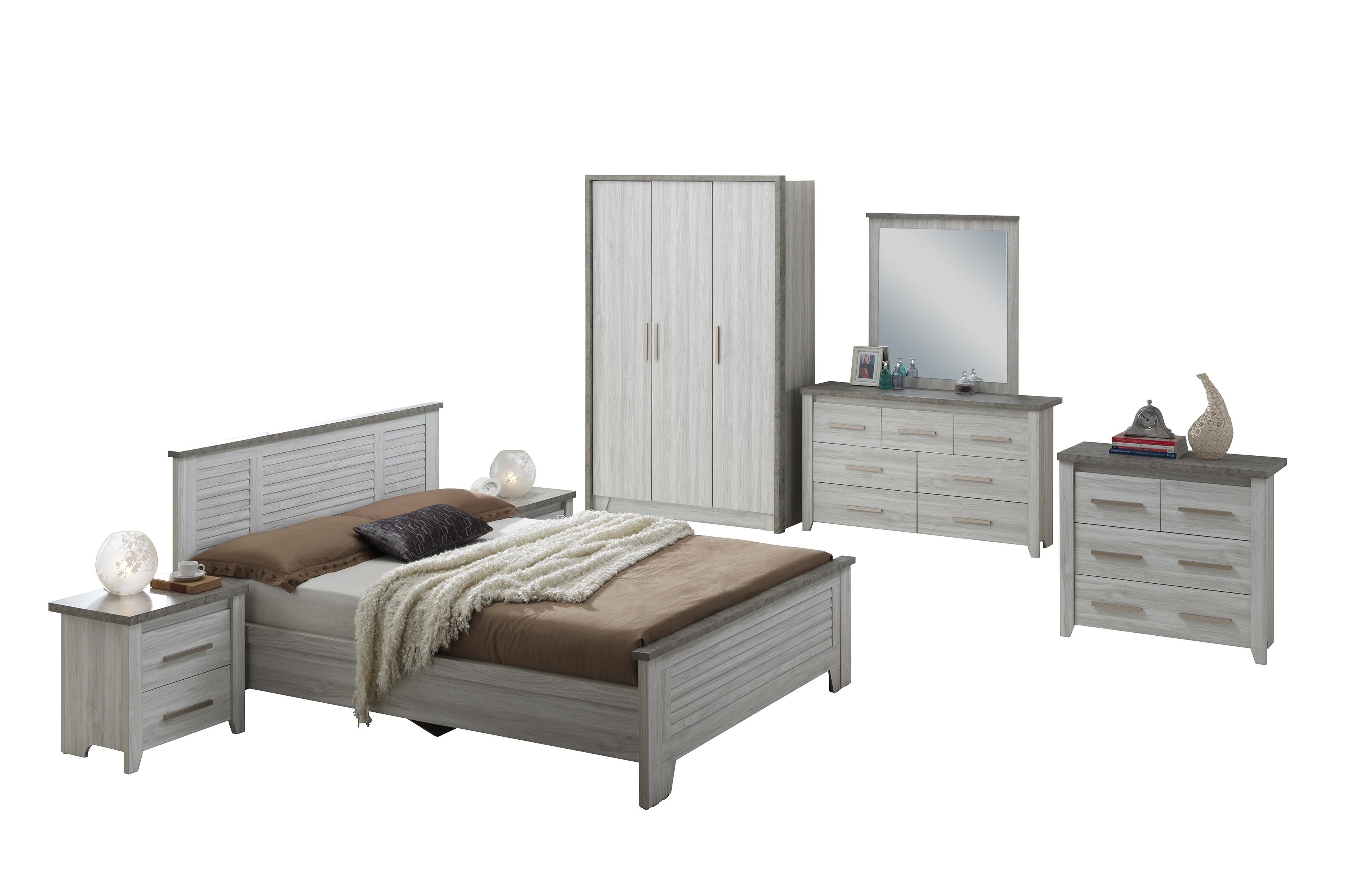 Modena Bedroom Set BEDROOM SUITES Lifestyle Furniture - Lifestyle furniture bedroom sets