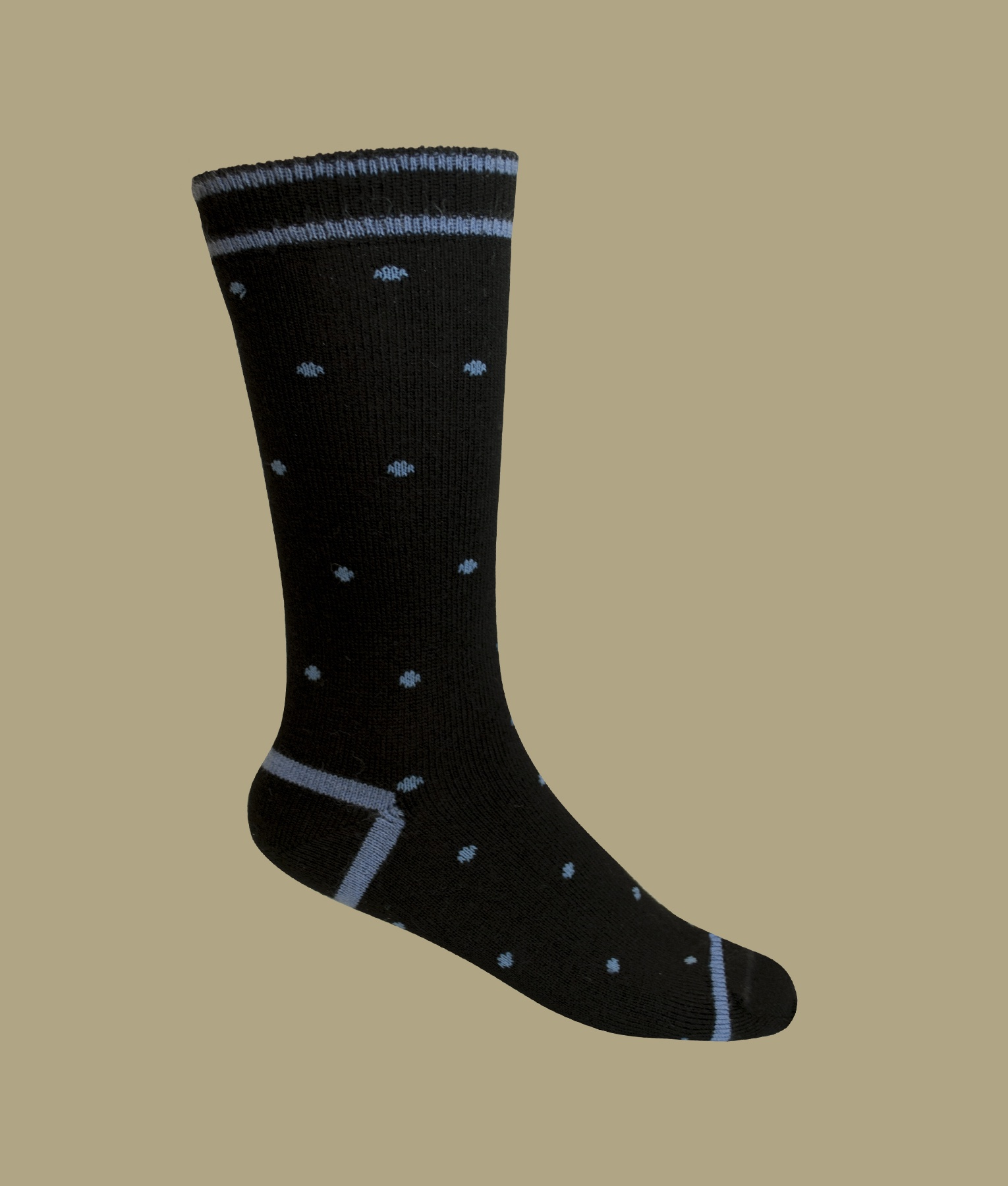 LADIES DOT SOCKS C003
