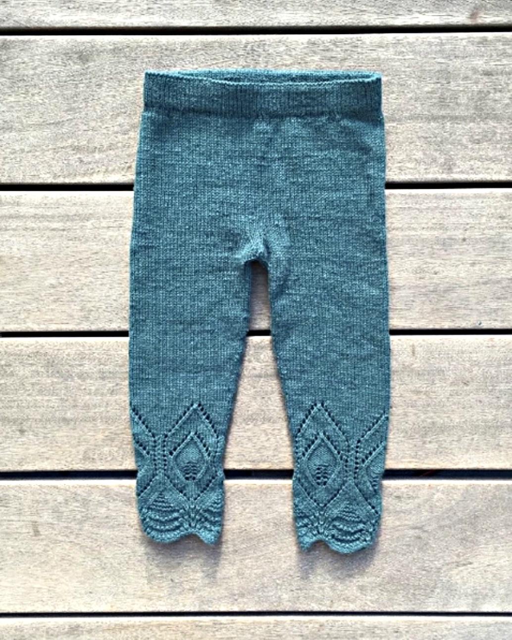 Lace Leggings Pattern