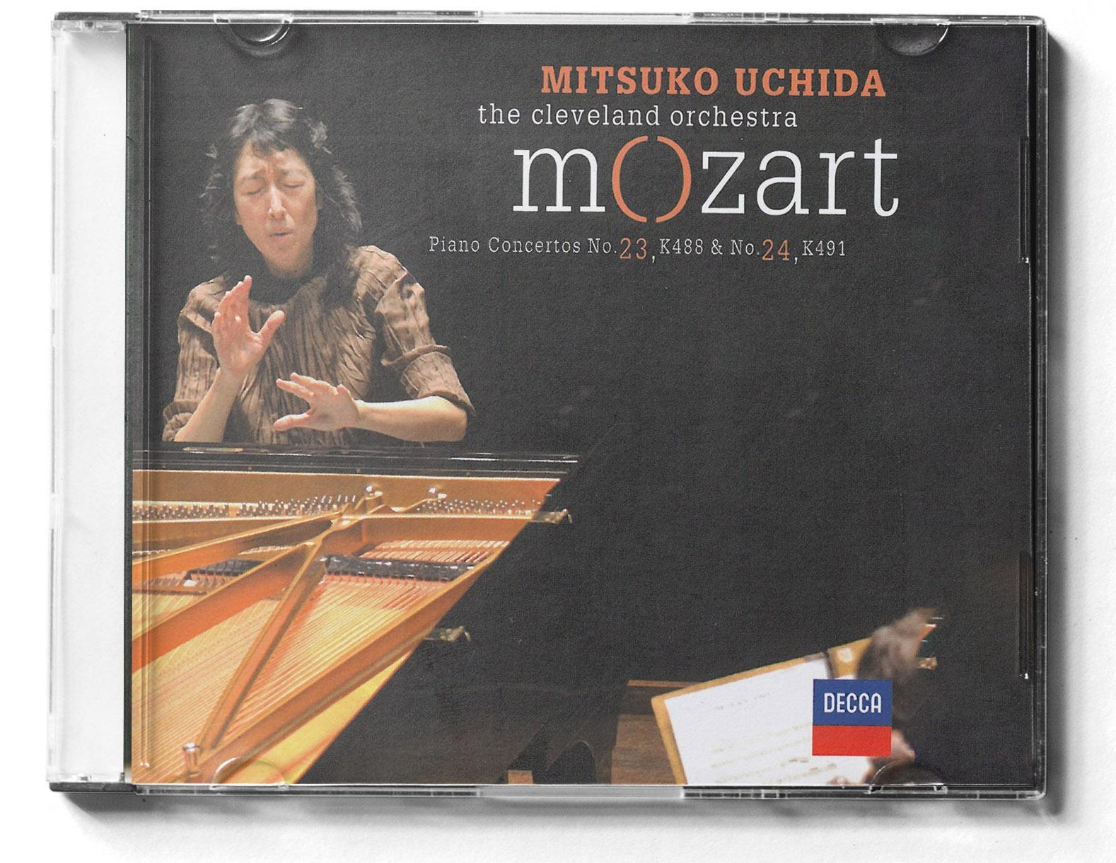 Mozart Piano Concertos No. 23 & 24