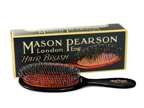 Mason Pearson junior nylon & bristle Brush