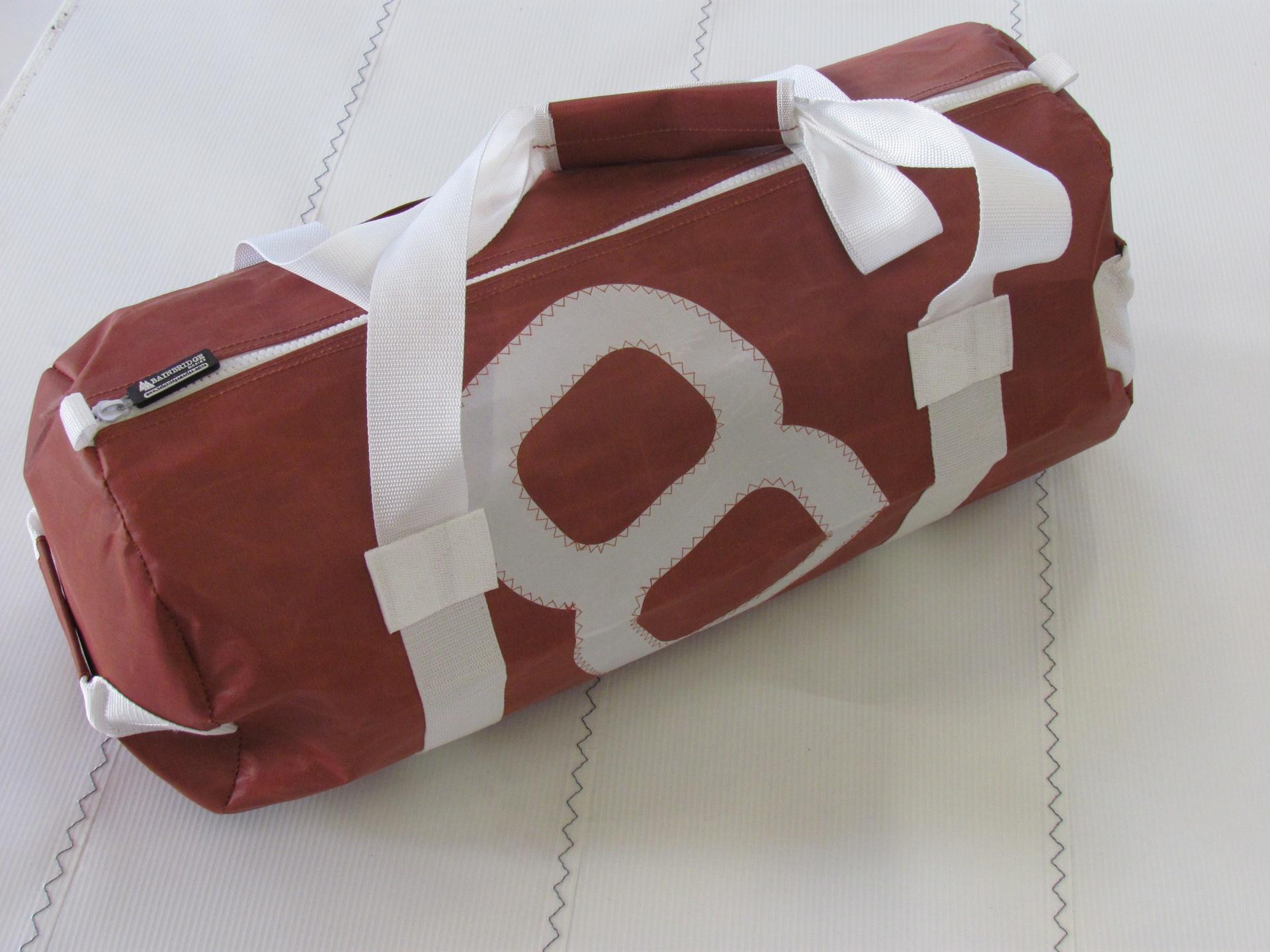 Medium Sailcloth Gear Bag - Tan
