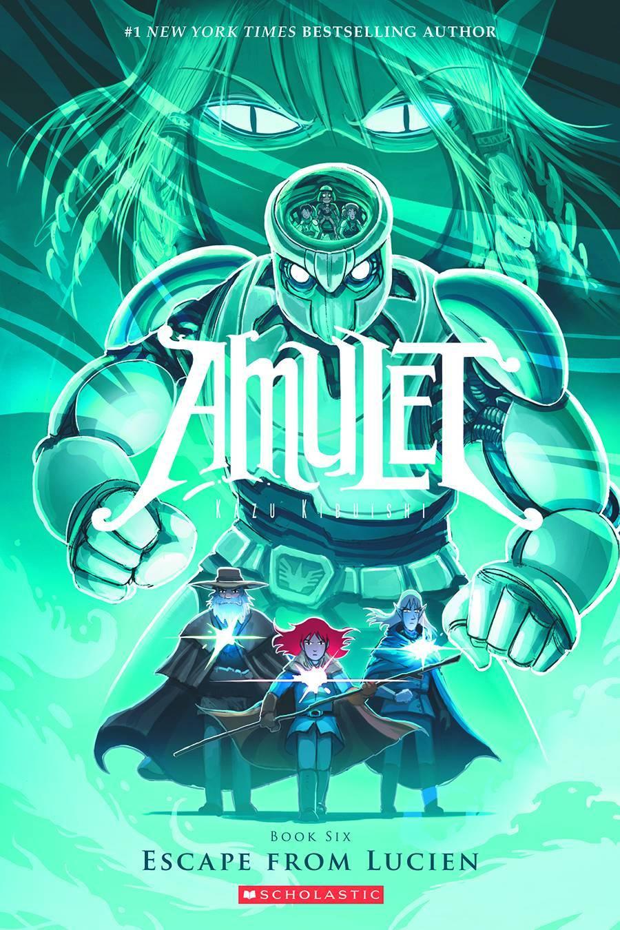 Amulet SC Vol 06 Escape From Lucien
