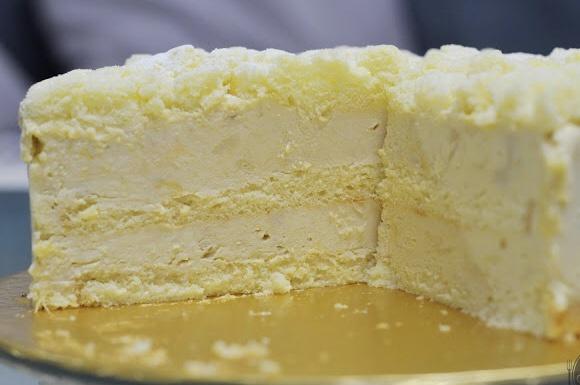 2018-06-27 Pandan Durian Cheesecake 班蘭榴槤芝士蛋糕