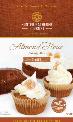 Hunter Gatherer Gourmet Ginger Baking Mix