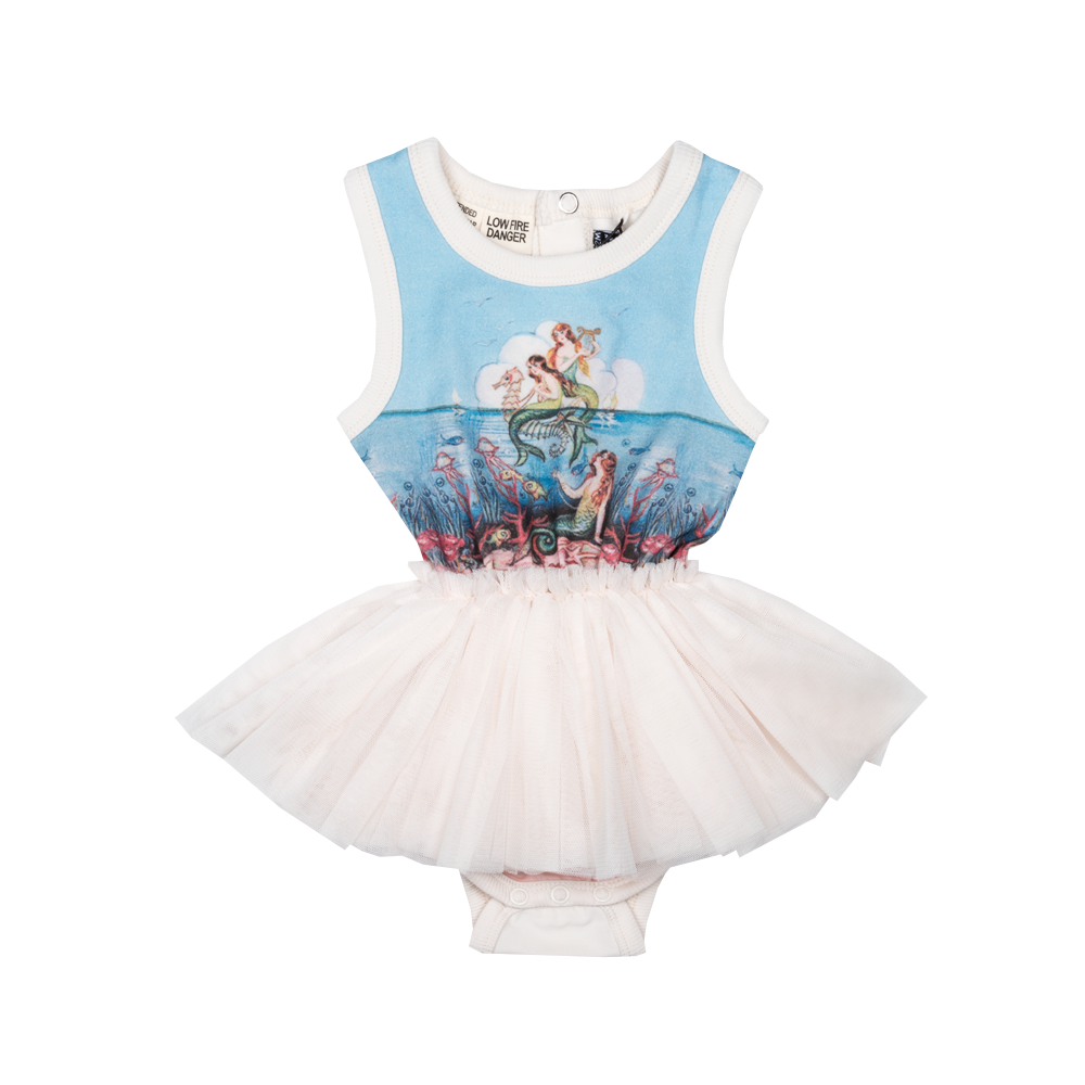 RYB Little Mermaids Baby Circus Dress