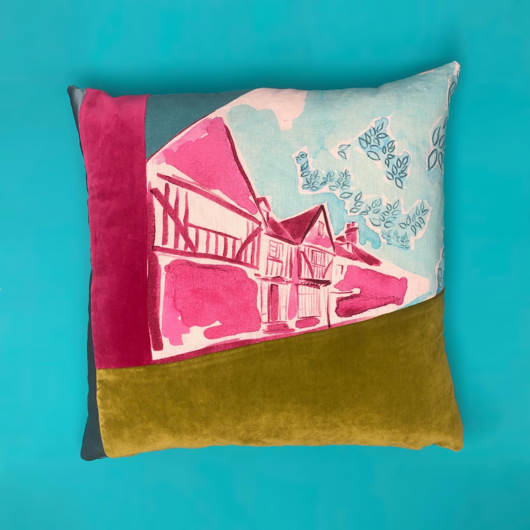 Greyfriars Cushion