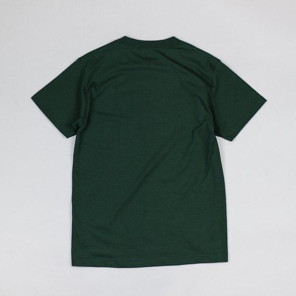 GX1000 OG Logo Tshirt Forest Green