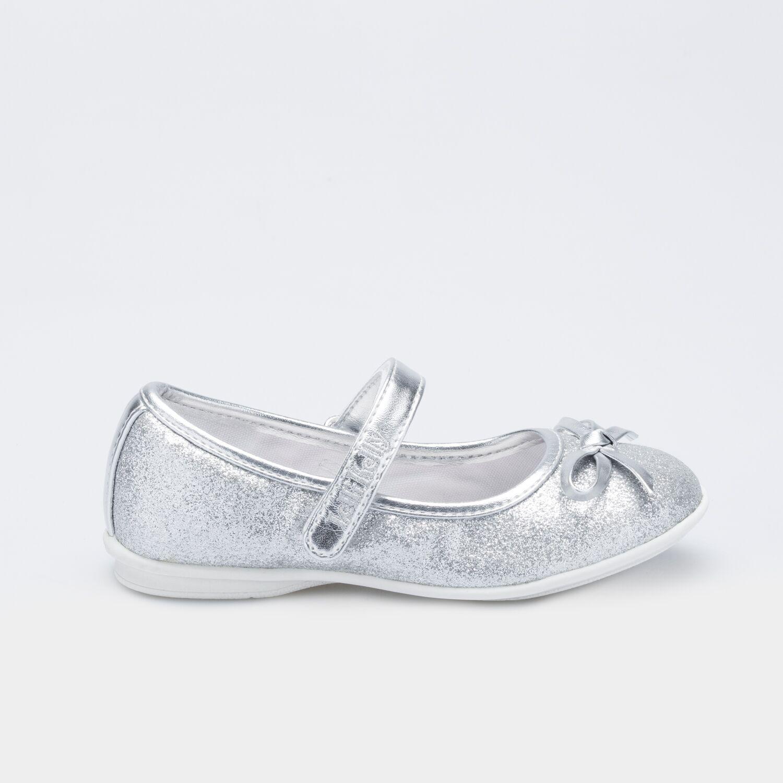358b85c0b548 Lelli Kelly Ambra Silver Glitter Party Shoe LK5700