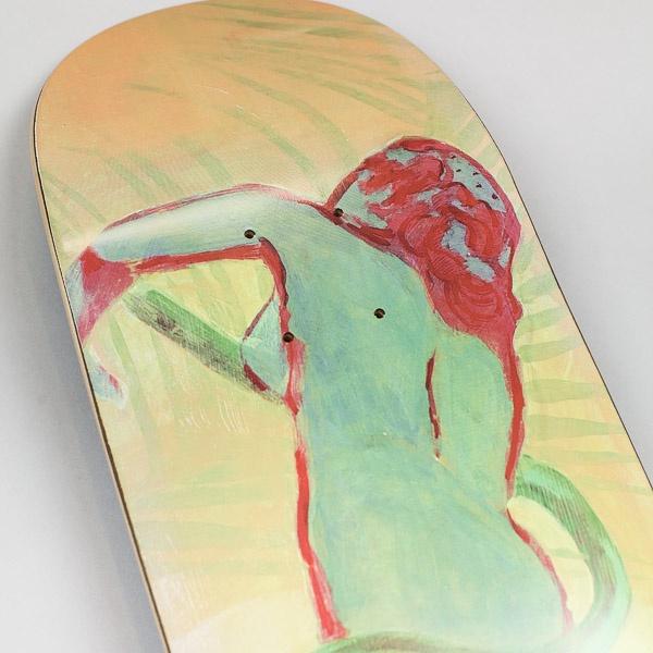 "Pass~Port Josh pall Painted Lady Deck 8.5"""