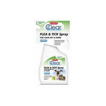 BOB MARTIN CLEAR FLEA & TICK SPRAY