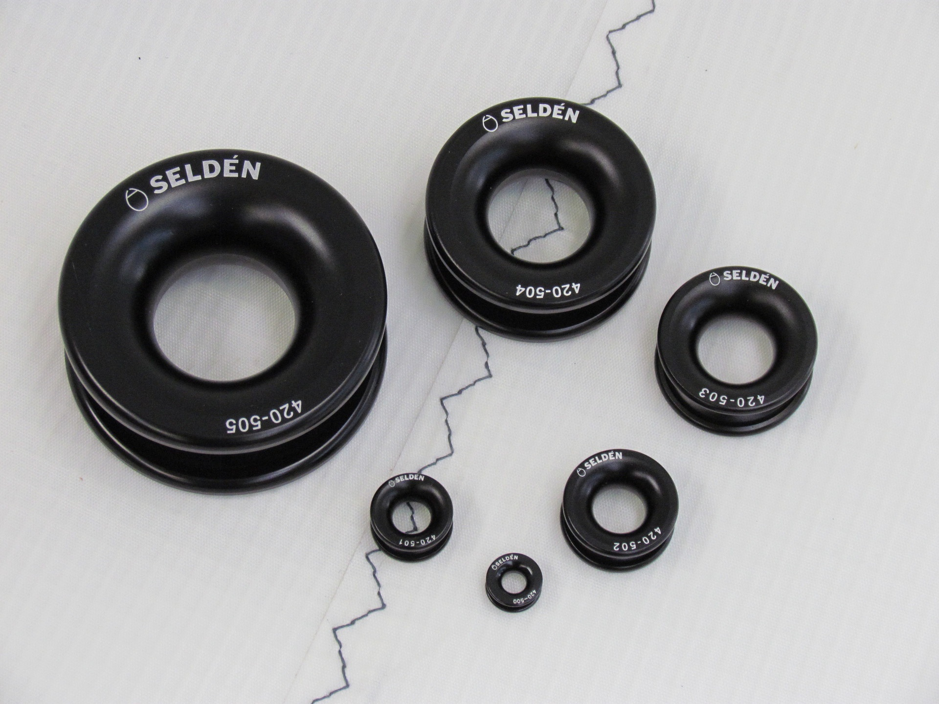 Selden Low Friction Ring 12/5