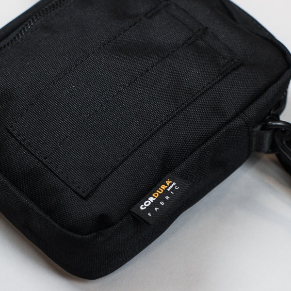 Ultraolive Cordura® Side Bag Black