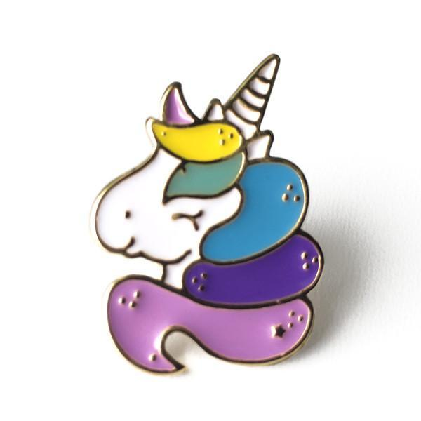 Lauren Hinkley Unicorn Pin