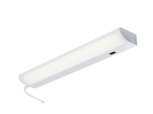 230V 7W LED Linkable Striplight with Motion Sensor (362mm) 3000K