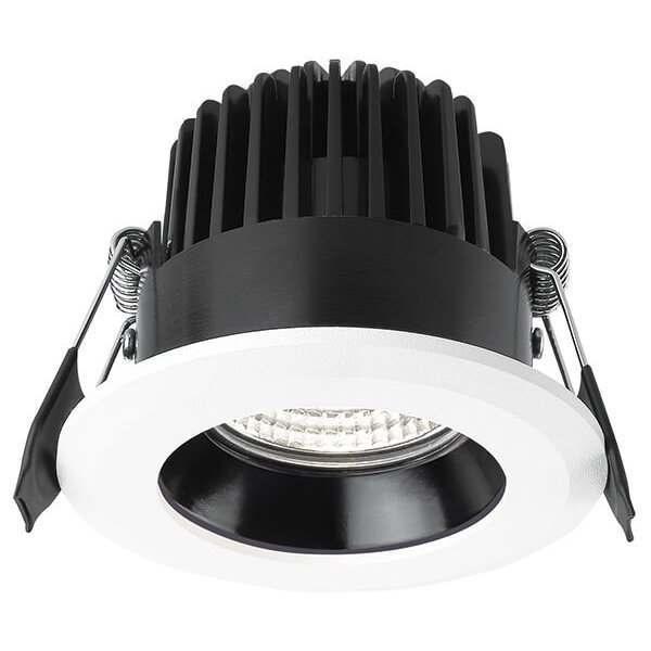 LED Dim Ant Glr FR Dlight 4000k Wh