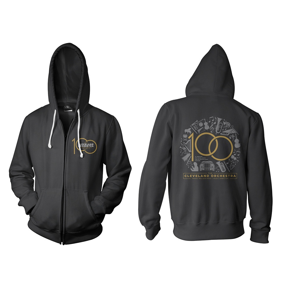 Centennial Zip Up