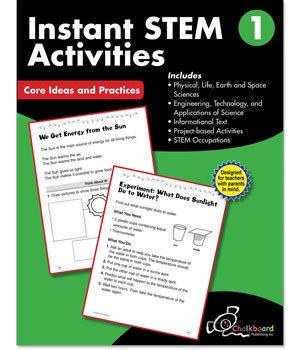 CTP 8193 INSTANT STEM ACTIVITIES GR. 1