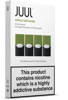 Apple Orchard Juul Pods (Pack of 4) 20mg