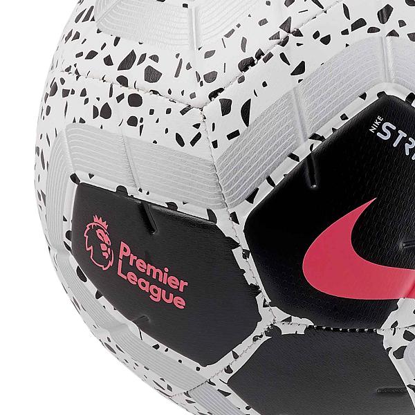Nike Premier League Strike Ball White/Black/Black/Racer Pink