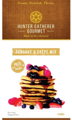 Hunter Gatherer Gourmet Pancake Mix