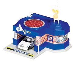 NYPD MINI POLICE STATION