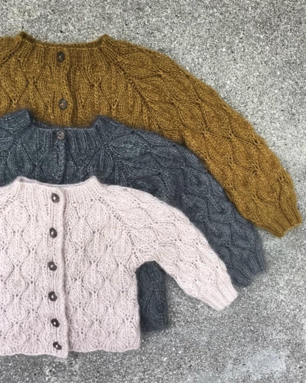 Olive Cardigan Pattern