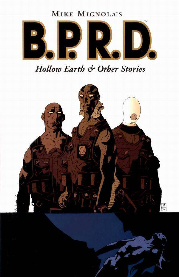 BPRD Vol 01 Hollow Earth & Other Stories