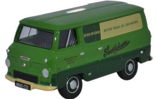Oxford #NFDE008 N Ford400E Van (Southdown)