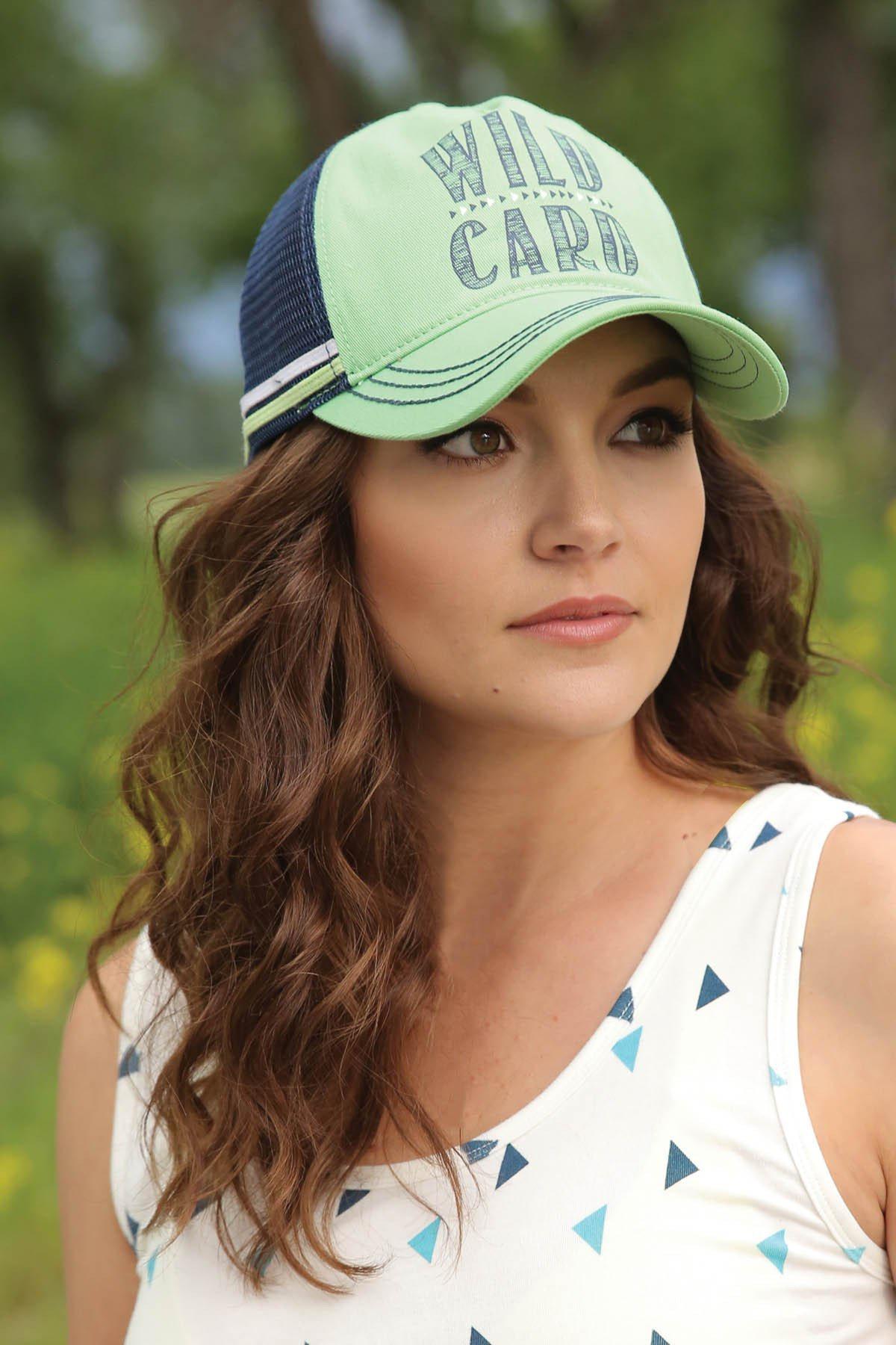Cruel Girl Women s Trucker Cap  Cindy  Wild Card  357902a62dd