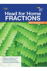 X SV 544250147 HEAD FOR HOME MATH SKILLS FRACTIONS 2