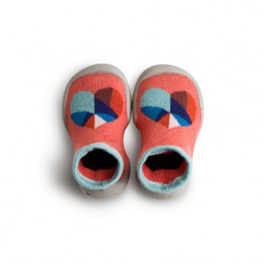 Collegien Slippers Graphic Heart