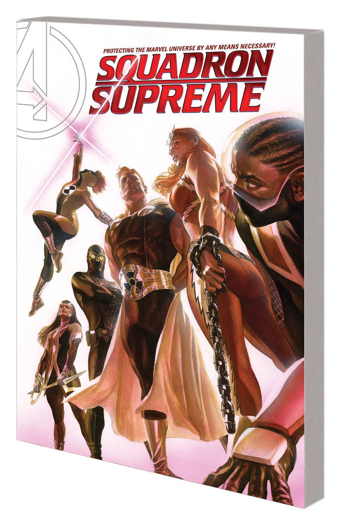Squadron Supreme Vol 01 By Any Means Necessary