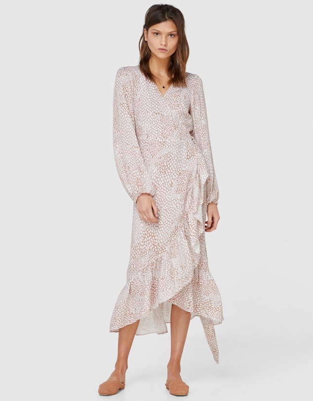 Elka Collective Lena Midi Dress