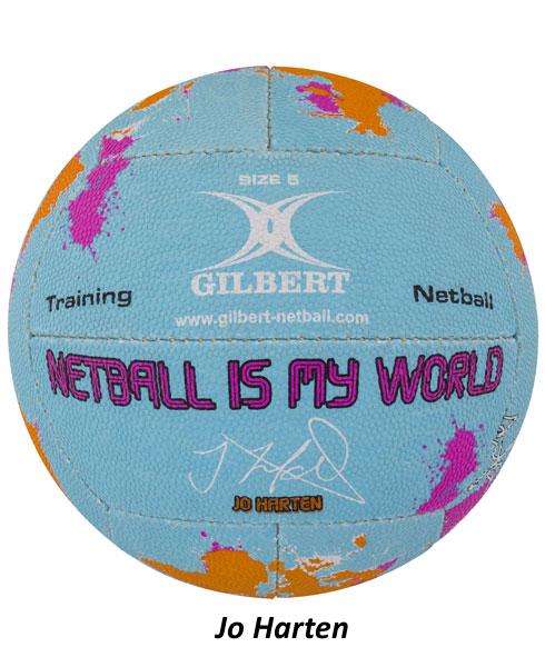 cf966b7a57c52 Gilbert Netball Signature   Netball   Wild Wickets Sports Clothing ...