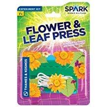 FLOWER & LEAF PRESS